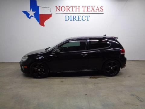 2010 Volkswagen GTI for sale in Arlington, TX