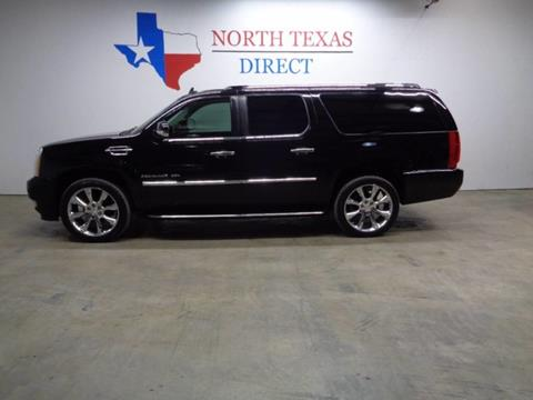 2010 Cadillac Escalade ESV for sale in Arlington, TX
