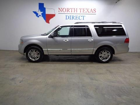 2010 Lincoln Navigator L for sale in Arlington, TX