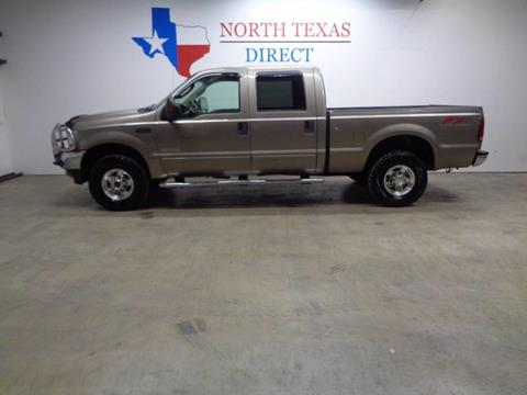 2003 Ford F-250 Super Duty for sale in Arlington, TX