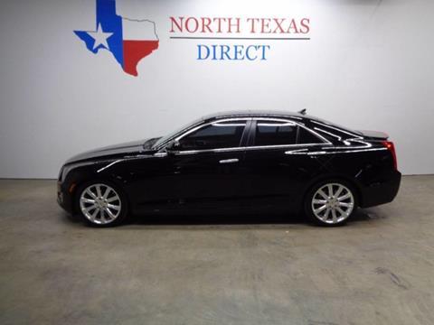 2013 Cadillac ATS for sale in Arlington, TX