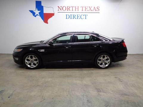 2012 Ford Taurus for sale in Arlington, TX