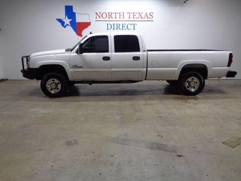 2007 Chevrolet Silverado 2500HD Classic for sale in Arlington, TX
