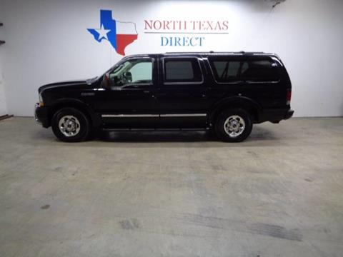 2004 Ford Excursion for sale in Arlington, TX