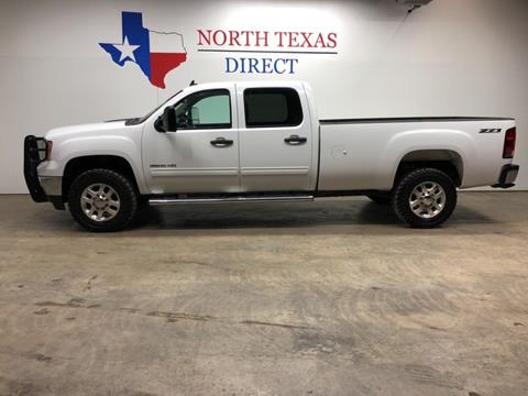 2012 GMC Sierra 2500HD for sale in Mansfield, TX