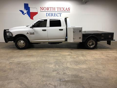 2015 RAM Ram Chassis 3500 for sale in Mansfield, TX