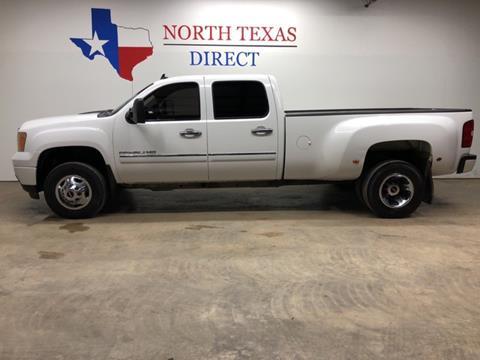 2011 GMC Sierra 3500HD for sale in Mansfield, TX
