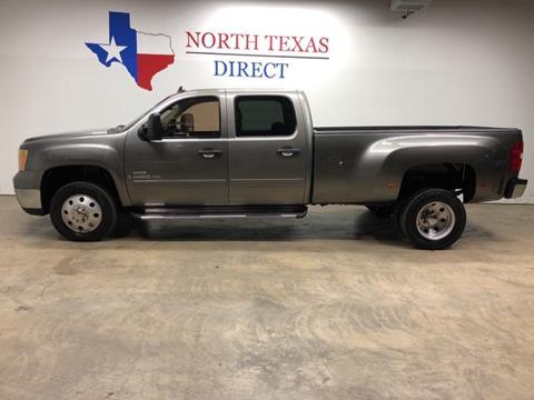 2009 GMC Sierra 3500HD for sale in Mansfield, TX