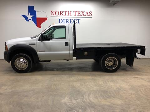 2007 Ford F-450 Super Duty for sale in Mansfield, TX