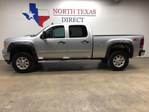 2013 GMC Sierra 2500HD for sale in Mansfield, TX