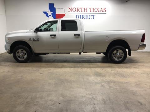 2014 RAM Ram Pickup 2500 for sale in Mansfield, TX