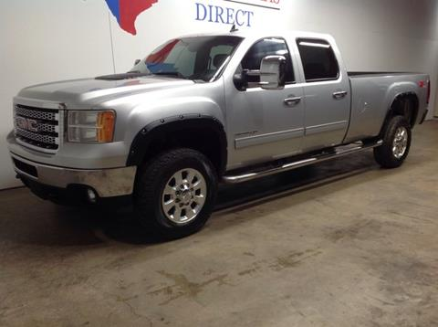 2012 GMC Sierra 3500HD for sale in Mansfield, TX