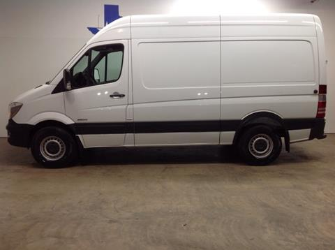 2015 Mercedes-Benz Sprinter Cargo for sale in Mansfield, TX