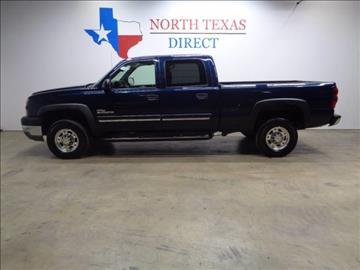 2005 Chevrolet Silverado 2500HD for sale in Arlington, TX