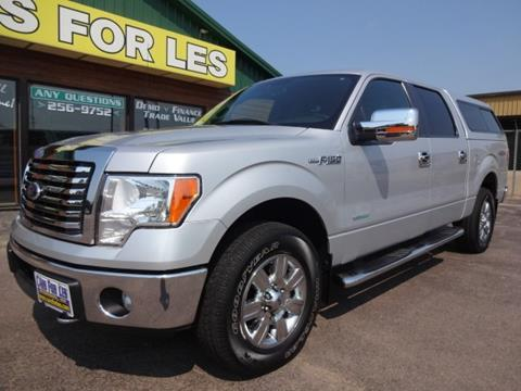 2012 Ford F-150 for sale in Madison, SD