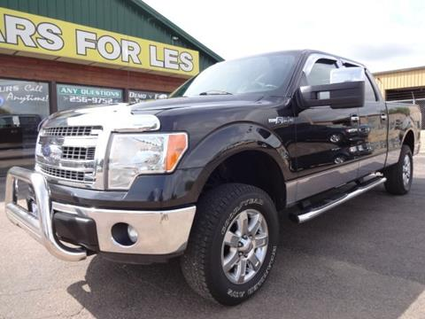 2013 Ford F-150 for sale in Madison SD