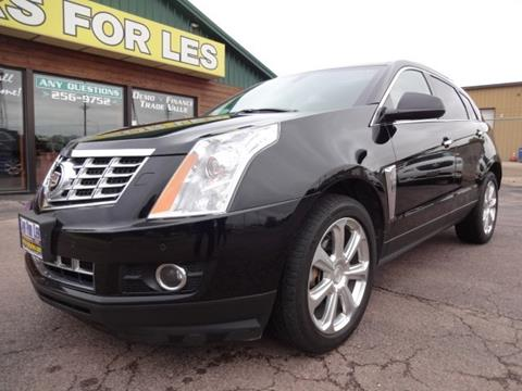 2013 Cadillac SRX for sale in Madison, SD
