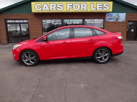 2014 Ford Focus for sale in Madison, SD
