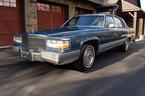 1991 Cadillac Brougham for sale in Exton, PA
