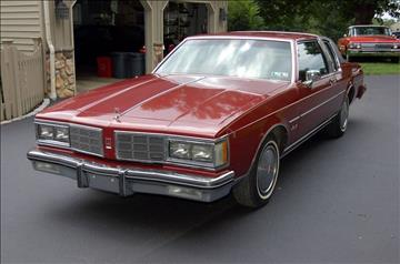1983 Oldsmobile Delta Eighty-Eight Royale
