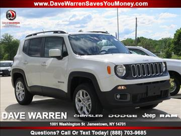 2017 Jeep Renegade for sale in Jamestown, NY
