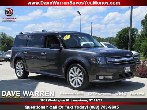 2015 Ford Flex for sale in Jamestown, NY