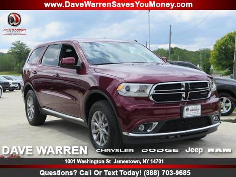 2018 Dodge Durango for sale in Jamestown, NY