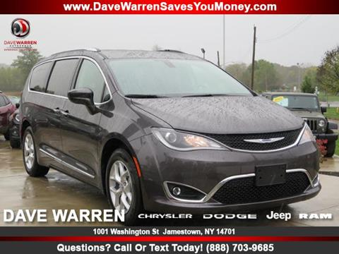 2018 Chrysler Pacifica for sale in Jamestown, NY