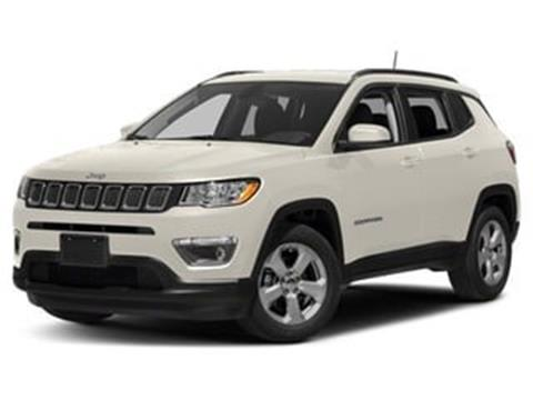 2018 Jeep Compass for sale in Jamestown, NY