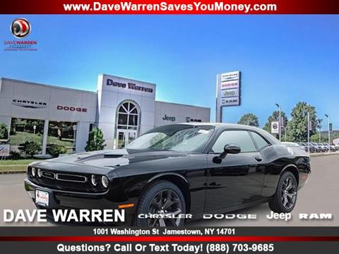 2018 Dodge Challenger for sale in Jamestown, NY