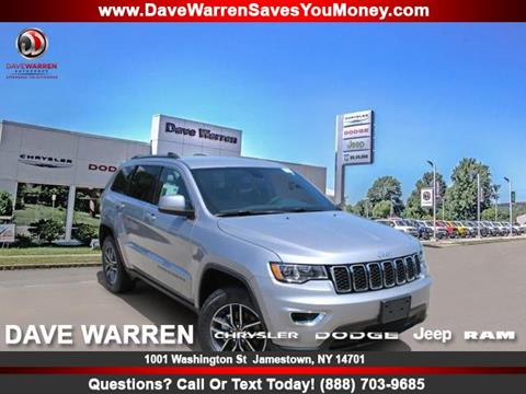 2019 Jeep Grand Cherokee for sale in Jamestown, NY