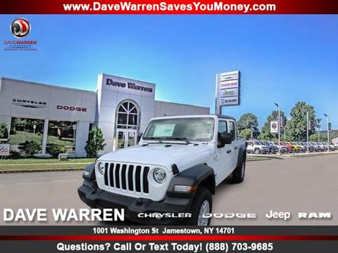 2020 Jeep Gladiator for sale in Jamestown, NY