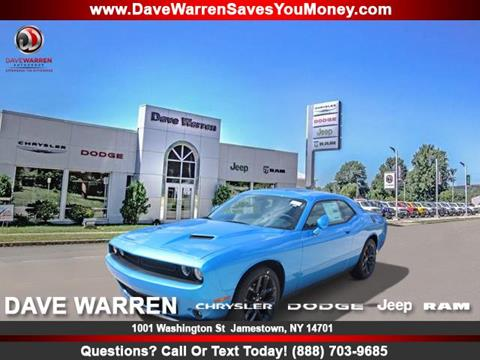2019 Dodge Challenger for sale in Jamestown, NY