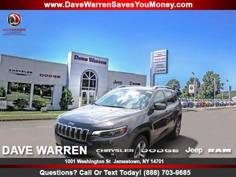 2020 Jeep Cherokee for sale in Jamestown, NY