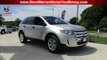 2013 Ford Edge for sale in Jamestown, NY