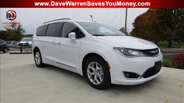 2017 Chrysler Pacifica for sale in Jamestown, NY