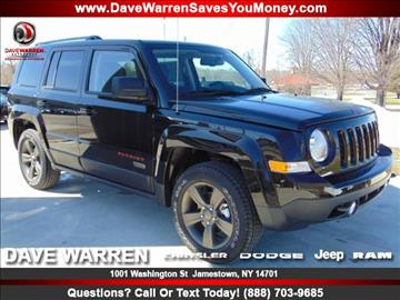 2017 Jeep Patriot for sale in Jamestown, NY