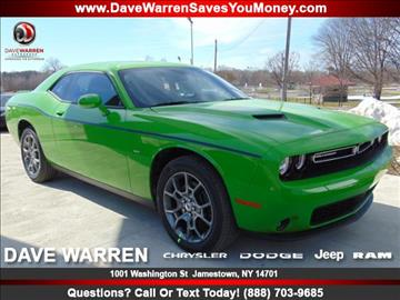2017 Dodge Challenger for sale in Jamestown, NY