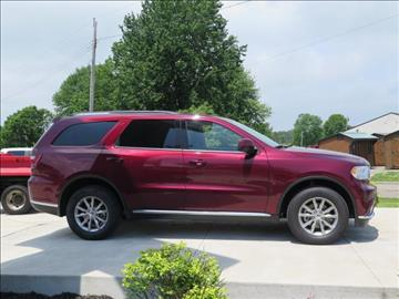 2017 Dodge Durango for sale in Jamestown, NY