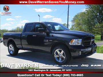 2017 RAM Ram Pickup 1500 for sale in Jamestown, NY