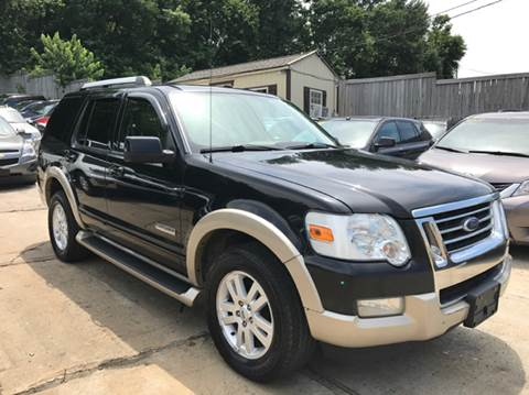2007 Ford Explorer for sale in Jerseycity, NJ