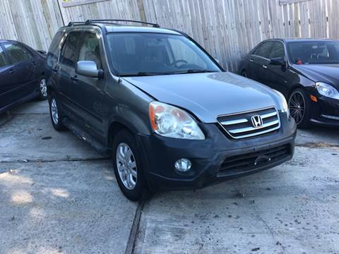2006 Honda CR-V for sale in Jerseycity, NJ