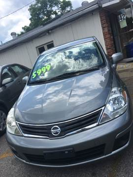 2011 Nissan Versa for sale in Amelia, OH