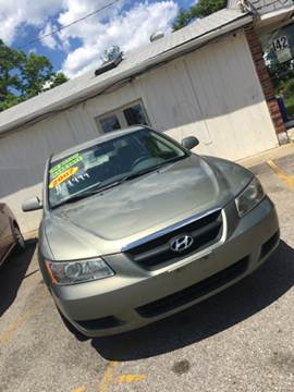 2007 Hyundai Sonata for sale in Amelia, OH
