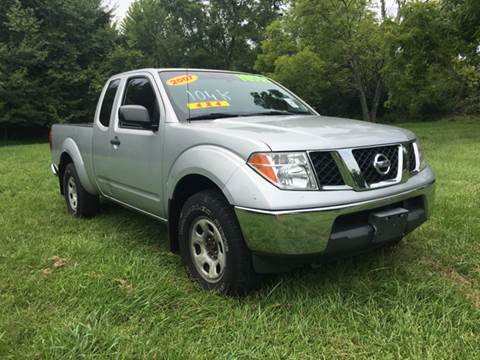 2007 Nissan Frontier for sale in Amelia, OH