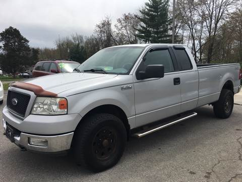 2004 Ford F-150 for sale in Amelia, OH