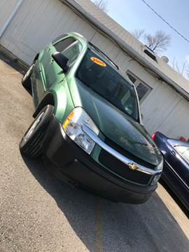2005 Chevrolet Equinox for sale in Amelia, OH