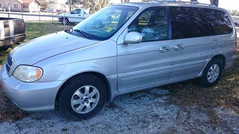 2004 Kia Sedona for sale in Deland, FL