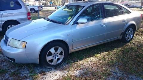 2003 Audi A6 for sale in Deland, FL