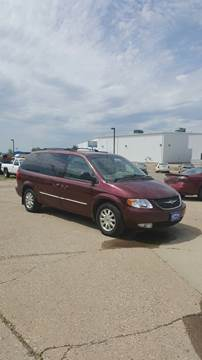 2002 Chrysler Town and Country for sale in Devils Lake, ND